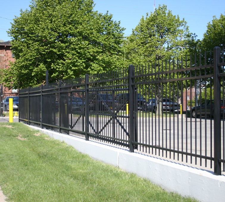 AFC Grand Island - Ornamental Fencing, 1077 Spear Top Black Energy Services