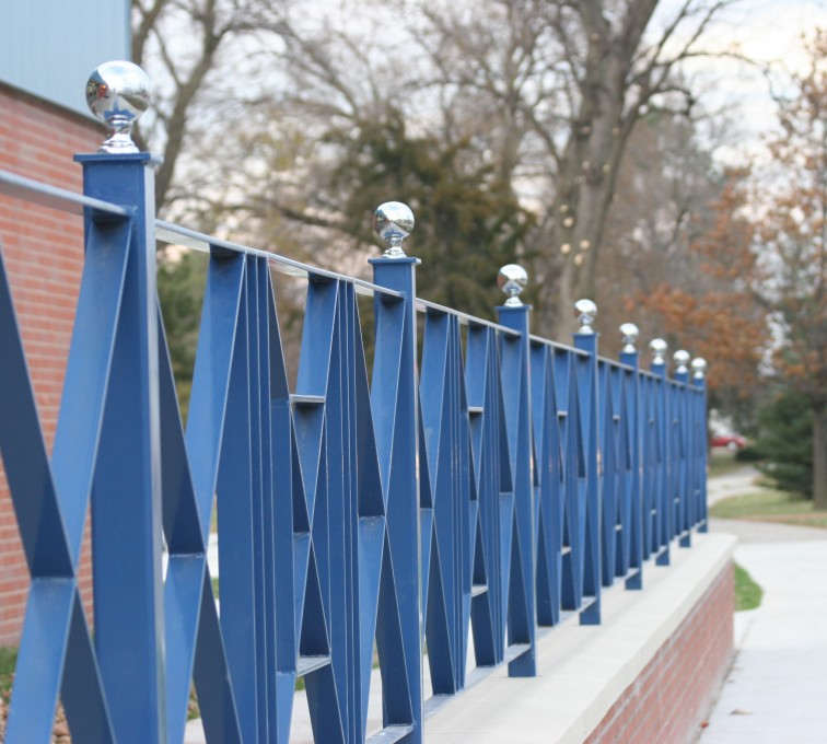 AFC Grand Island - Custom Iron Gate Fencing, 1243 Potter Street 3