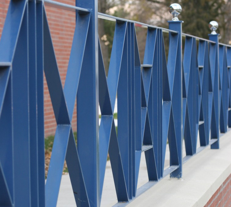 AFC Grand Island - Custom Iron Gate Fencing, 1244 Potter Street 4