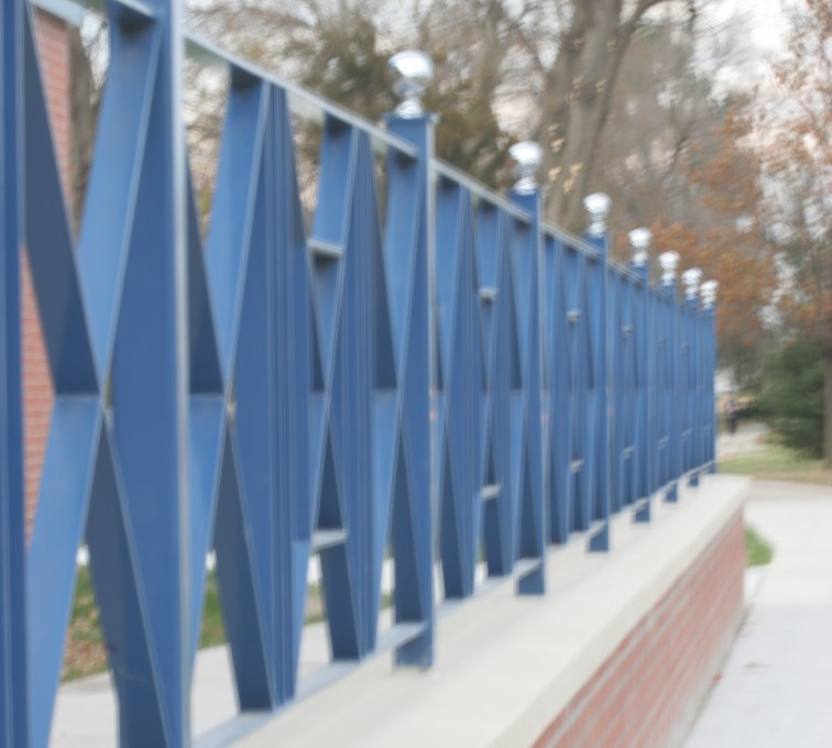 AFC Grand Island - Custom Iron Gate Fencing, 1245 Potter Street 5