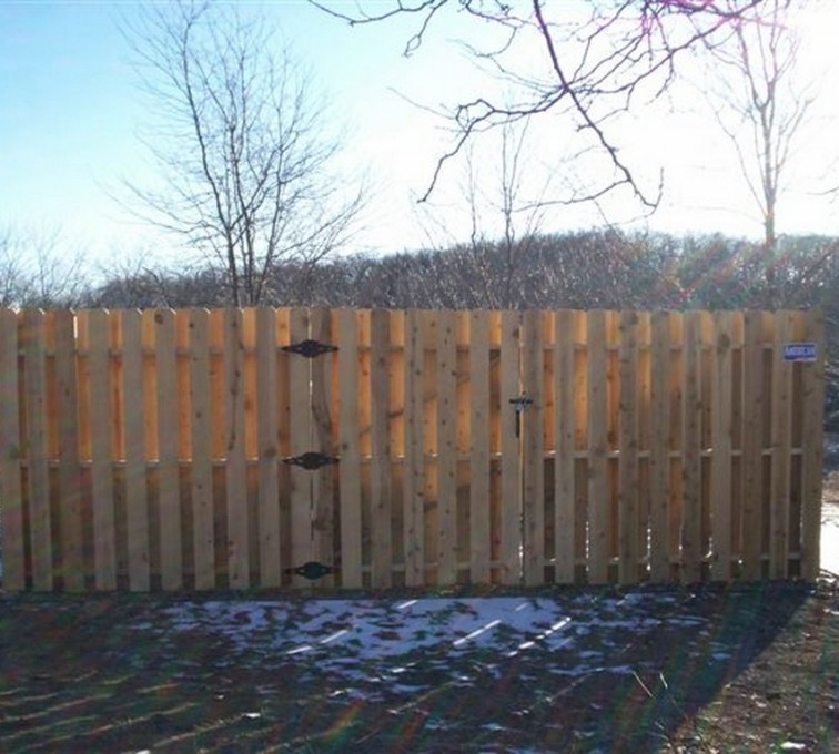 AFC Grand Island - Wood Fencing, 6' Board on Board - AFC - IA