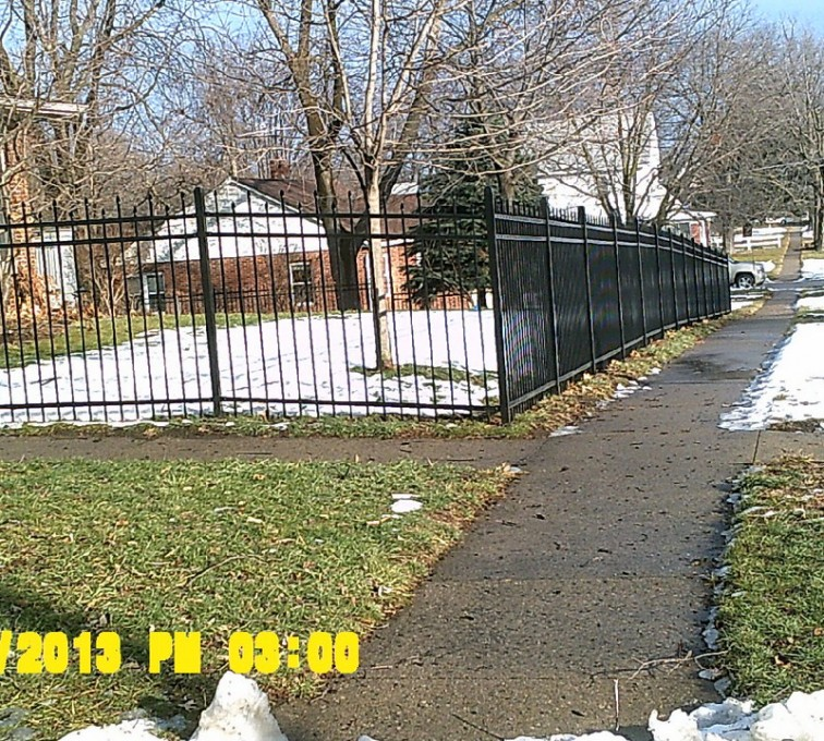 AFC Grand Island - Ornamental Fencing, 6' - AFC - IA