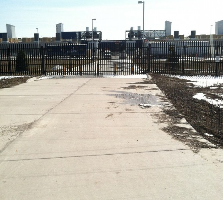 AFC Grand Island - K-Rated Vehicle Restraint Systems Fencing, 8' Crash Rated Ornamental Impasse 2 - AFC - IA