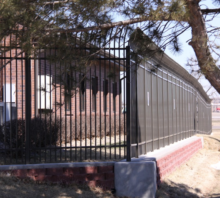 AFC Grand Island - Ornamental Fencing, Airport #12