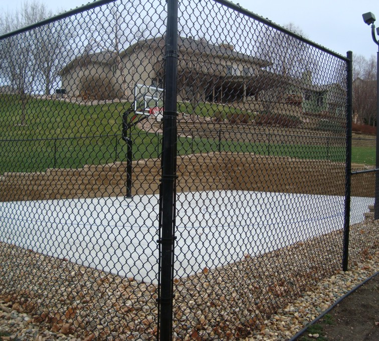 Sports Fencing Gallery American Fence Company Sioux Falls