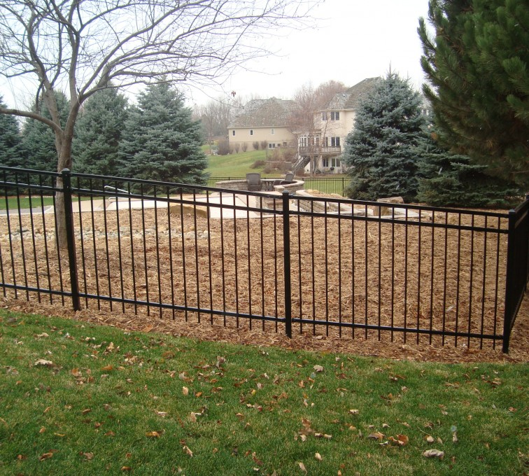 AFC Grand Island - Ornamental Fencing, Fence (41)