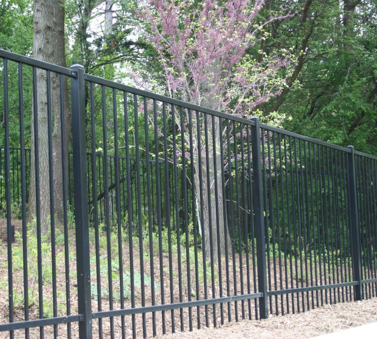 AFC Grand Island - Ornamental Fencing