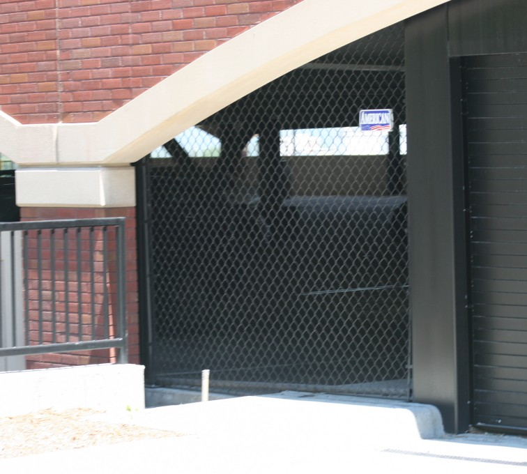 AFC Grand Island - Chain Link Fencing