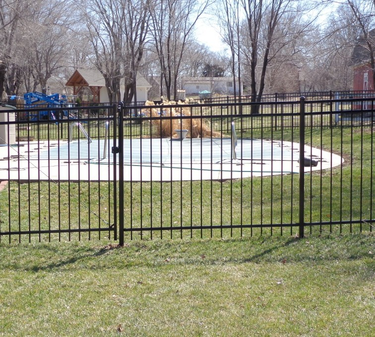 AFC Grand Island - Ornamental Fencing, 5' - AFC-KC