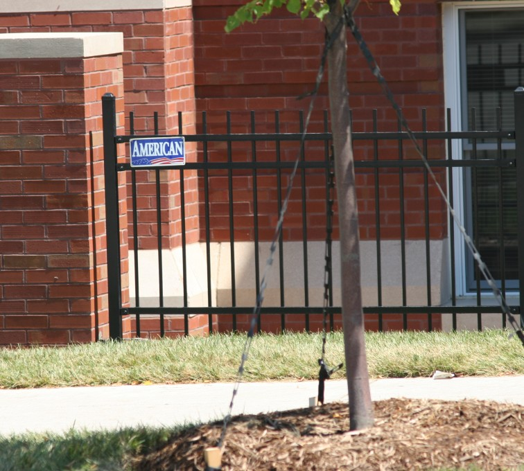 AFC Grand Island - Ornamental Fencing, Ornamental Fence And Columns