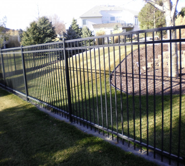 AFC Grand Island - Ornamental Fencing, Ornamental Flat Top - AFC - Grand Island