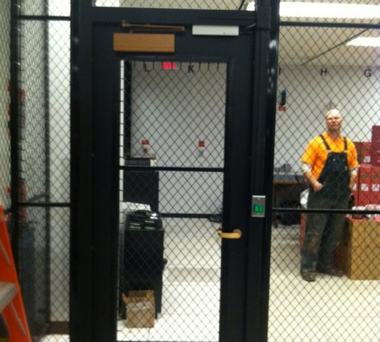 AFC Grand Island - Woven & Welded Wire Fencing, Wire Mesh Partitions - AFC - IA