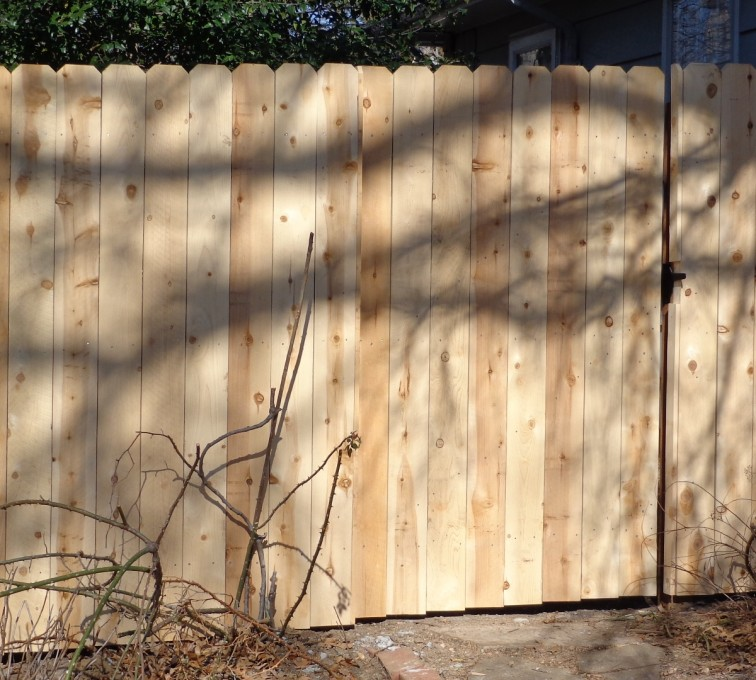 AFC Grand Island - Wood Fencing, 6' Privacy - AFC-KC