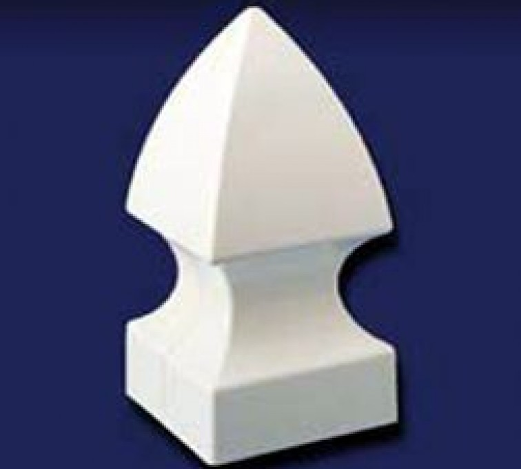AFC Grand Island - Accessories, French Gothic Cap-Vinyl Fence Post